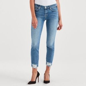 7 for All Mankind Luxe vintage Roseanne Ankle